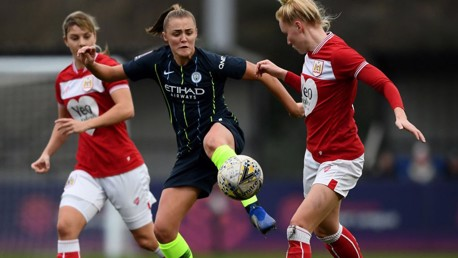 Honours even as City draw to Bristol