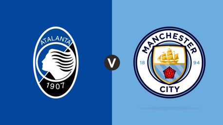 Atalanta v Man City: Player and match stats