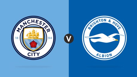 Man City v Brighton: Match and player stats
