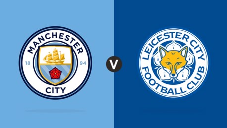 Man City v Leicester City: Match and player stats