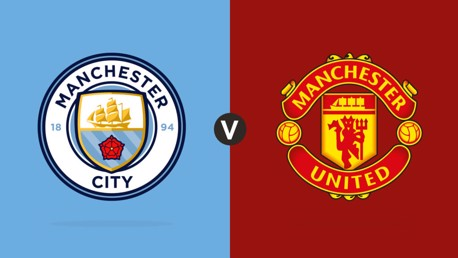 City v Man United: Match and player stats