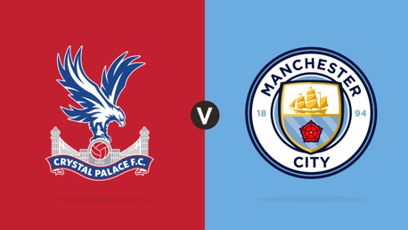 Crystal Palace 0-2 City: Reaction and player stats