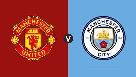 United v City: Player and match stats