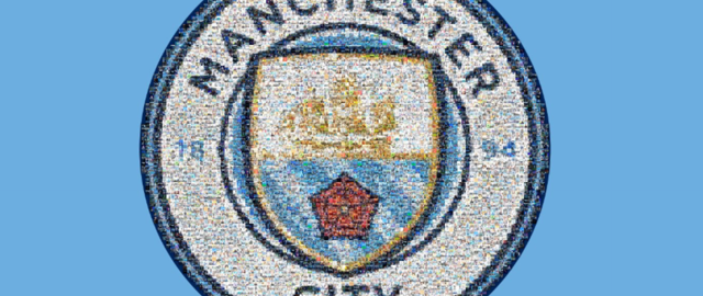 City Badge Mosaic