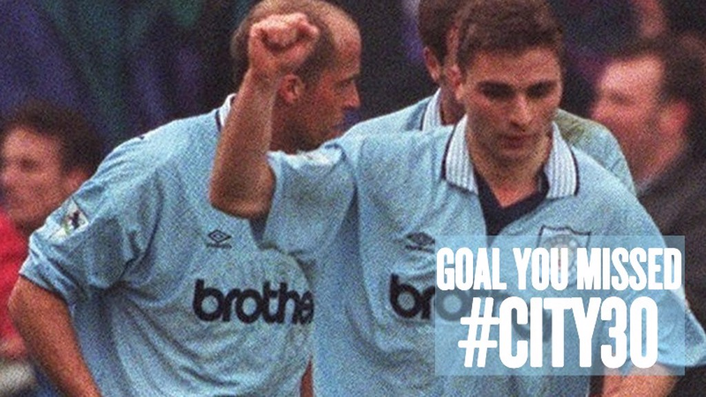 CITY 30: A goal you missed