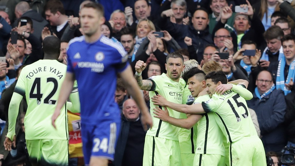 Chelsea v City: Extended highlights
