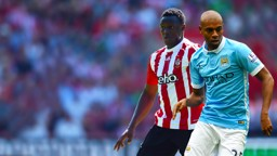 IT'S HARD TO BE A SAINT AGAINST CITY: Fernandinho v Wanyama could be quite a battle