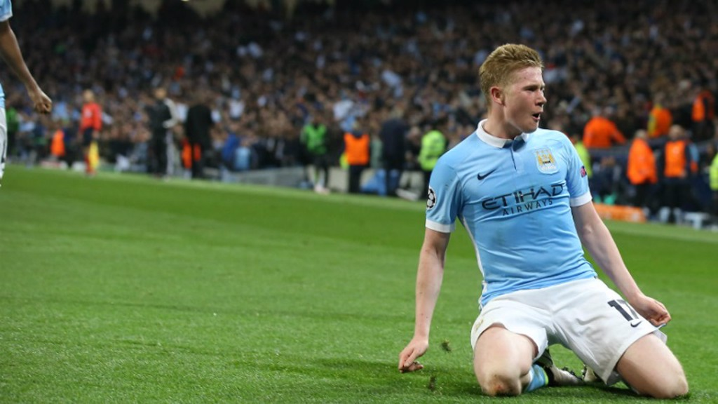 De Bruyne: My season so far