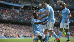 SUPER EAGLE: Young Kelechi taking flight