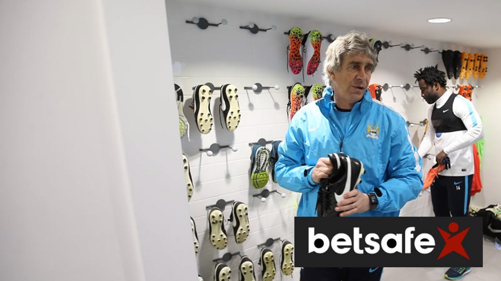 PELLEGRINI: We haven't given up on the title