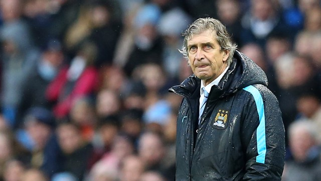 PELLEGRINI: Boss pleased with important victory