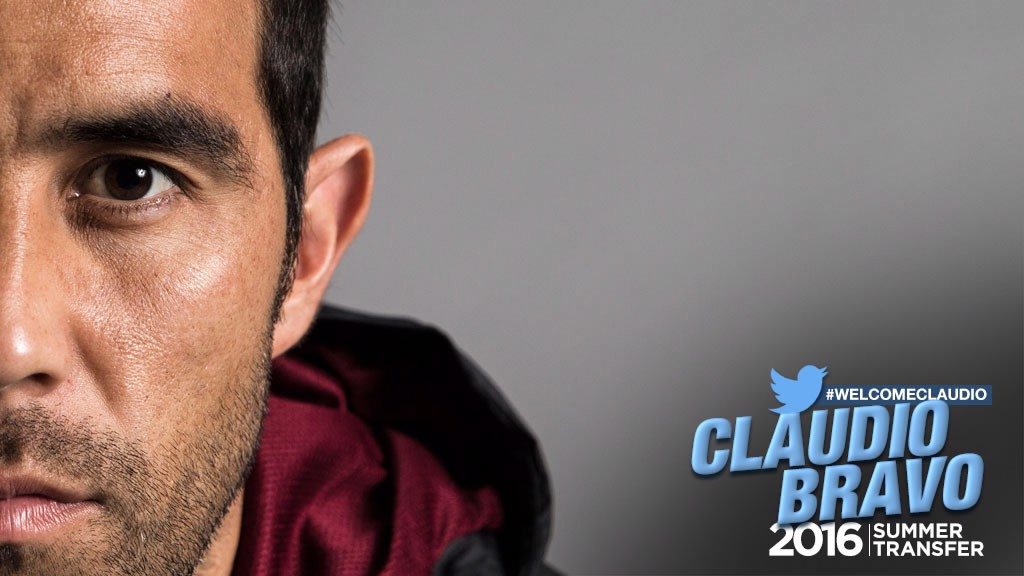 Claudio Bravo: First CityTV interview
