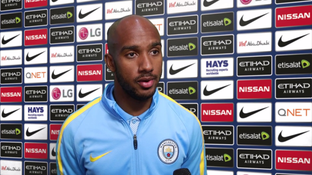 City v Sunderland: Delph reaction
