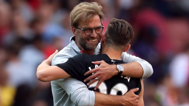 KLOPP: Plenty to celebrate for the German this weekend