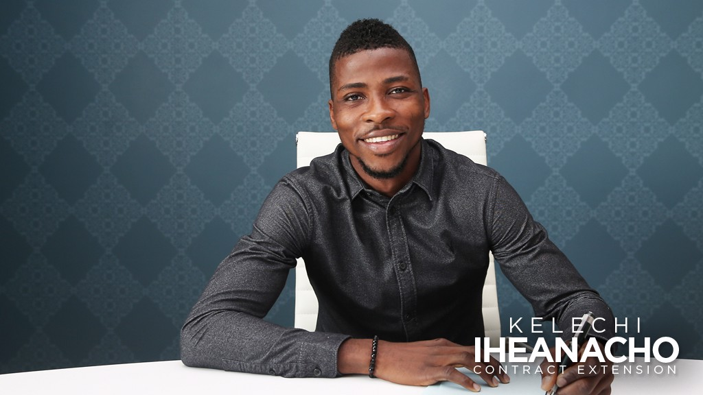 Exclusive: Kelechi on contract extension