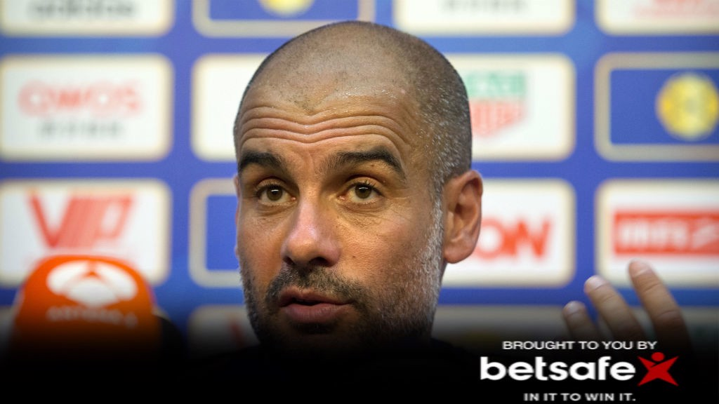 Pep: I like to see us fight