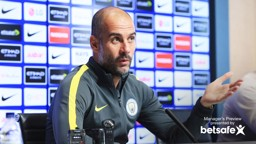 PRESS CONFERENCE: Pep on Potters test