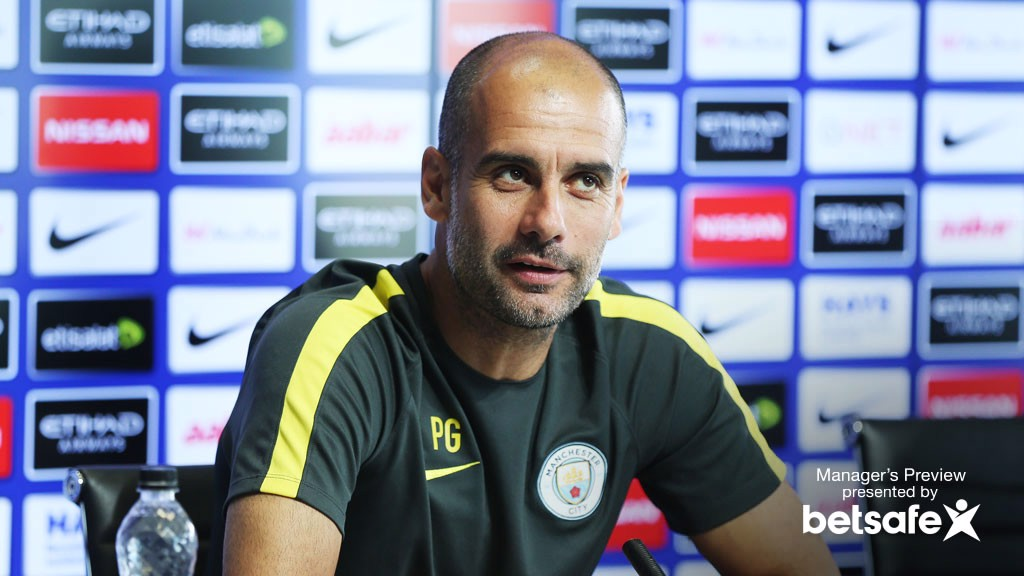 City v West Ham: Guardiola preview