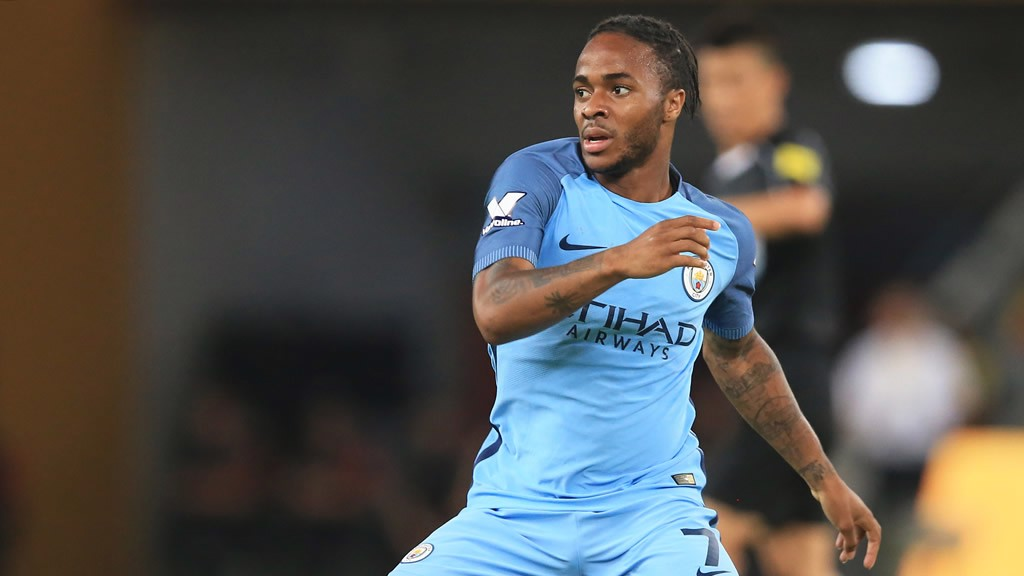 UCL Draw: Raheem Sterling reaction