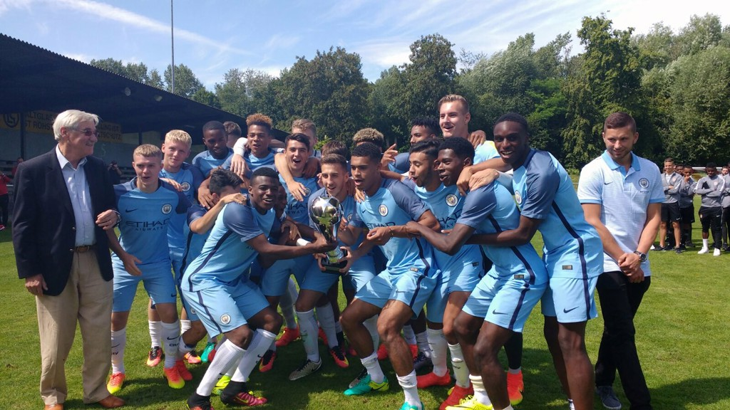 City EDS win RUHR CUP