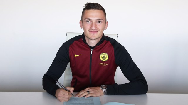 BYTYQI SIGNS: Youngster extends deal