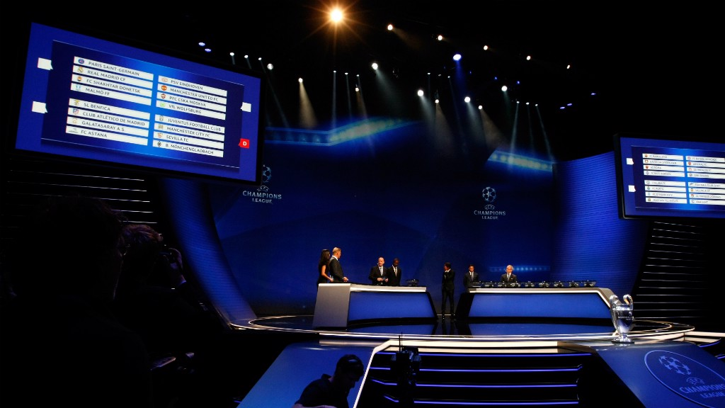 EURO FATE: The Grimaldi Forum is the venue for this year's Champions League group stage draw.