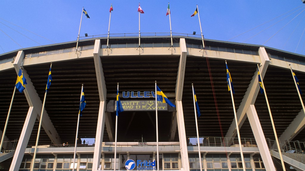 ULLEVI: The main stage in Gothenburg will host City v Arsenal on Sunday August 6, 2016