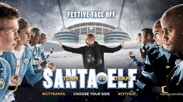 FESTIVE FACE OFF: Pick your Christmas team