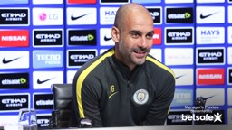 Pep Guardiola previews the Leicester game