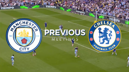 PREVIOUS MEETINGS: City v Chelsea
