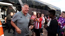BIG BOSS MAN: Sam Allardyce expected to be named England manager
