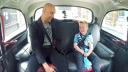 SURPRISE SURPRISE: Pep shocks City fan, Braydon Bent!