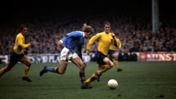 THE KING: Colin Bell's incredible ability was ably assisted by remarkable endurance.