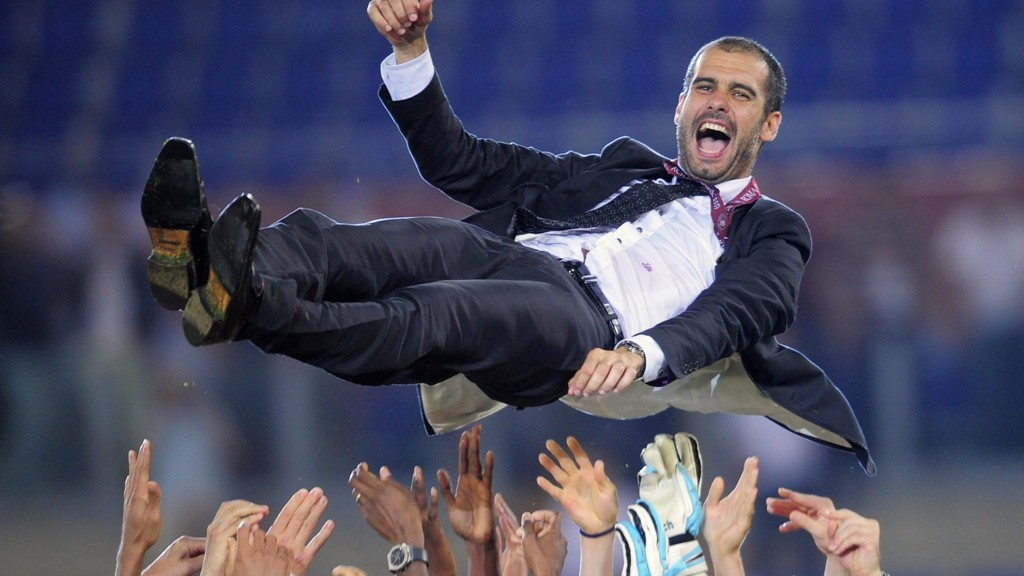 SUCCESS STORY: Pep Guardiola