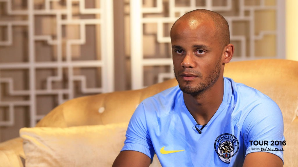 "Kompany: ""We're so disappointed"""