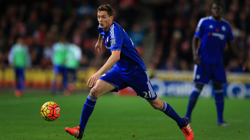 TURIN BOUND: Juventus are eyeing a move for Nemanja Matic.