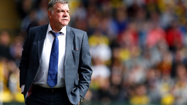ALLARDYCE: The 61-year old was confirmed as the new England manager on Friday.