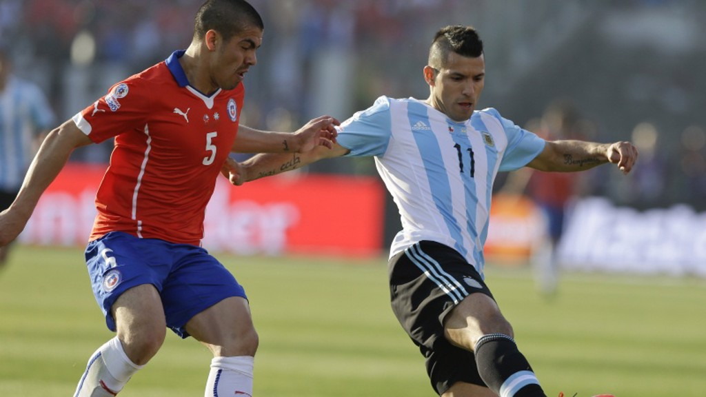 ARGENTINA V CHILE: Date with destiny is here.