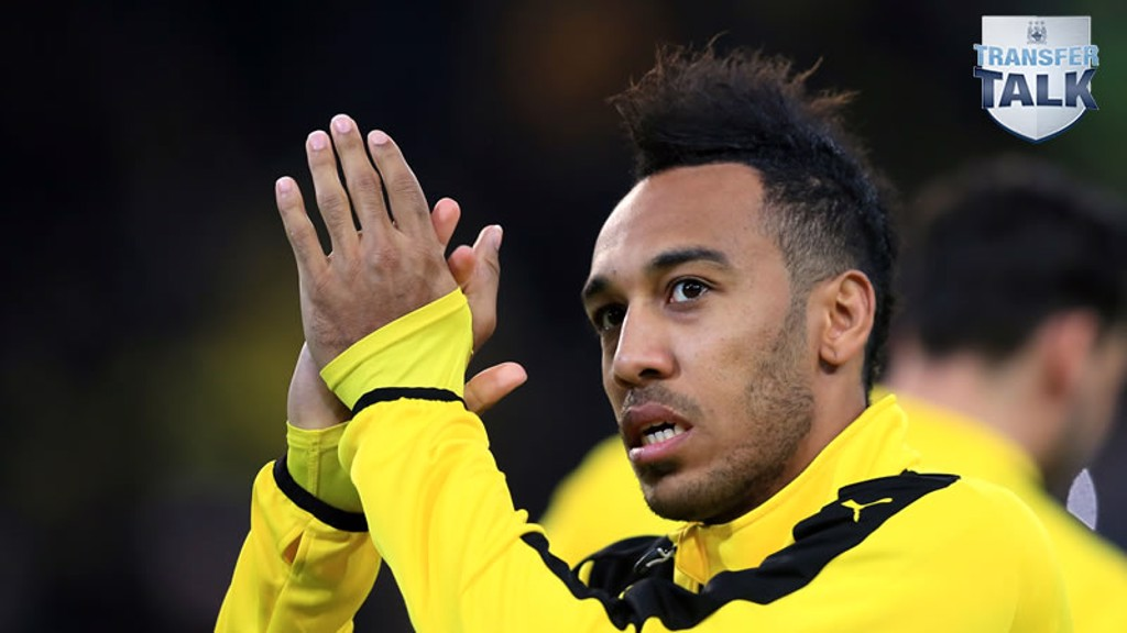 TRANSFER TALK: Aubameyang making move to Manchester?