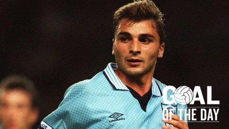 Goal of the Day: Kinkladze v Middlesbrough