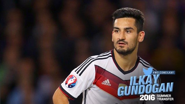 'THE COMPLETE PLAYER': Ex-boss Jurgen Klopp was a big fan of Ilkay Gundogan at Borussia Dortmund