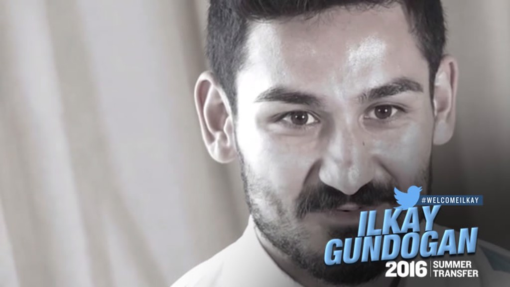 First Interview: Ilkay Gundogan