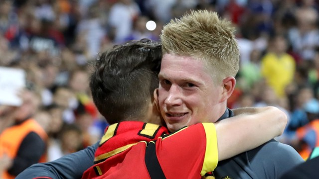 KDB: Star of the tournament so far?