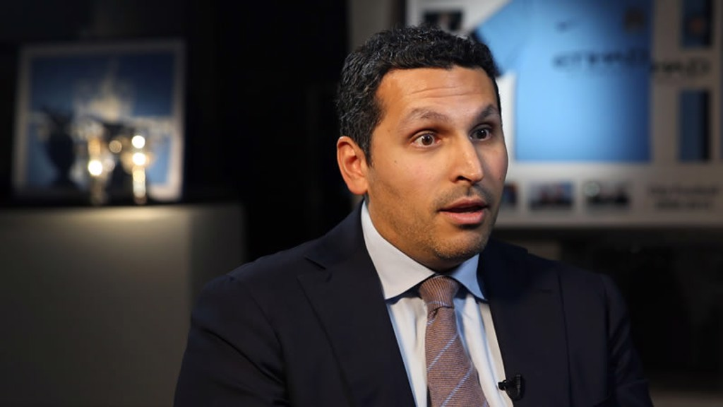 Chairman Khaldoon Al Mubarak Interview: Part 3/3