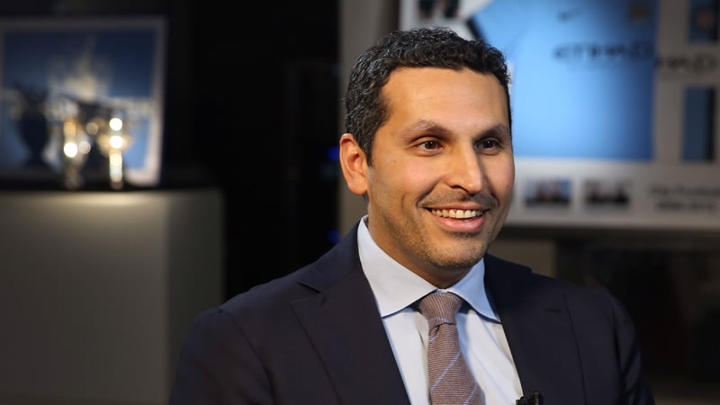 Chairman Khaldoon Al Mubarak Interview: Part 2/3