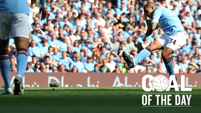 Goal of the Day: Nigel de Jong v West Ham