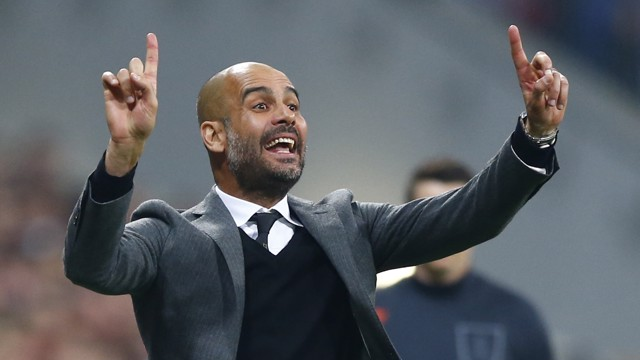 WAY WITH WORDS: Pep Guardiola