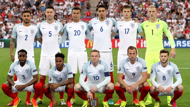 EURO 2016: England dominated the opener but come away with just a point