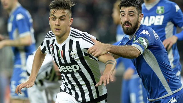 WANTED MAN: Paulo Dybala