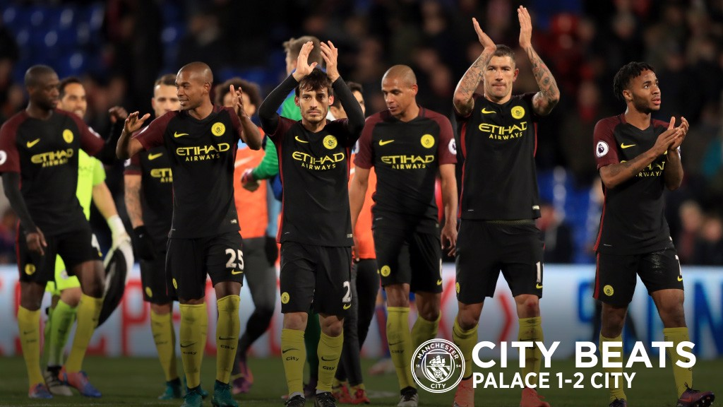 Yaya Toure returns to Manchester City team for match at Crystal Palace